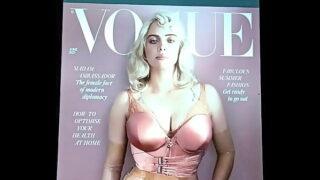 Billie Eilish Cum Tribute