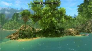 Skyrim Argonian Fucks Mini Dragon at the Beach
